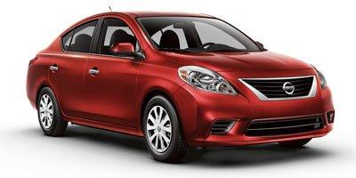 2012 Nissan Versa SV 4dr Sdn CVT 1.6 SV Gas I4 1.6L/97 [0]