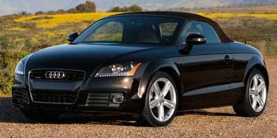 2011 Audi TT 20T Premium Plus Turbocharged All Wheel Drive Power Steering 4-Wheel Disc Brakes