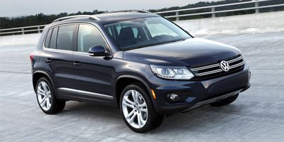 2012 Volkswagen Tiguan 4WD Turbocharged Traction Control Four Wheel Drive Power Steering 4-Whee