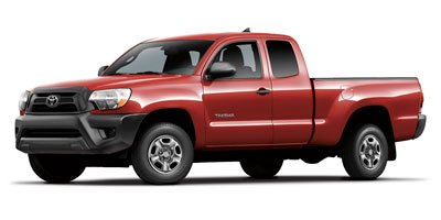 2012 Toyota Tacoma  LockingLimited Slip Differential Four Wheel Drive Power