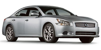 2012 Nissan Maxima 3.5 SV FWD 4dr Sdn V6 CVT 3.5 SV Gas V6 3.5L/ [7]