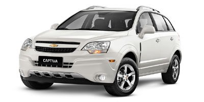 2012 Chevrolet Captiva Sport Fleet LTZ  264 hp horsepower 3 liter V6 DOHC engine 4 Doors 4-whee