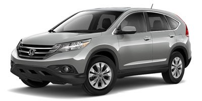 2013 Honda CR-V EX Front Wheel Drive Power Steering 4-Wheel Disc Brakes Aluminum Wheels Tires -