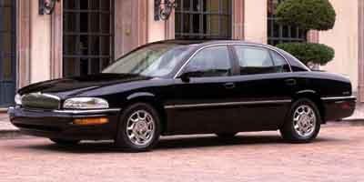 2002 Buick Park Avenue