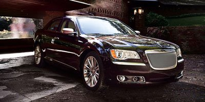 2012 Chrysler 300 300C Luxury Series Rear Wheel Drive Power Steering ABS 4-Wheel Disc Brakes Al