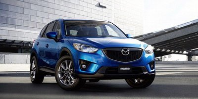 2013 Mazda CX-5 Touring Front Wheel Drive Power Steering 4-Wheel Disc Brakes Aluminum Wheels Ti