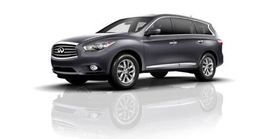 2013 Infiniti JX35  All Wheel Drive Power Steering 4-Wheel Disc Brakes Aluminum Wheels Tires -