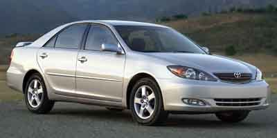 2002 Toyota Camry SE Front Wheel Drive Engine Immobilizer Tires - Front All-Season Tires - Rear