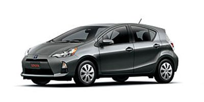 2012 Toyota Prius c Three Keyless Start Front Wheel Drive Power Steering 4-Wheel Disc Brakes Wh