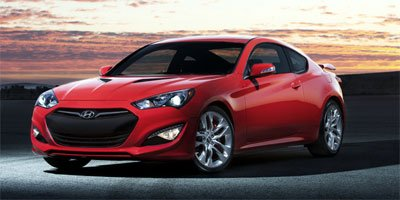 2013 Hyundai Genesis Coupe V6 38L Rear Wheel Drive Power Steering 4-Wheel Disc Brakes Aluminum