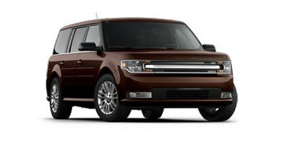 2013 Ford Flex SEL All Wheel Drive Power Steering Aluminum Wheels Tires - Front All-Season Tire