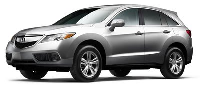 2013 Acura RDX BASE All Wheel Drive Power Steering ABS 4-Wheel Disc Brakes Brake Assist Alumin