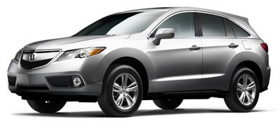 2013 Acura RDX Tech Pkg FWD 4dr Tech Pkg Gas V6 3.5L/212 [8]