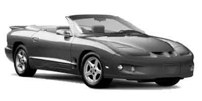 2002 Pontiac Firebird Firebird Rear Wheel Drive Tires - Front Performance Tires - Rear Performanc