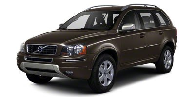2013 Volvo XC90  All Wheel Drive Power Steering 4-Wheel Disc Brakes Aluminum Wheels Tires - Fro