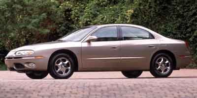 2002 Oldsmobile Aurora  Front Wheel Drive Tires - Front All-Season Tires - Rear All-Season Tempo