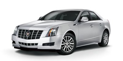 2012 Cadillac CTS Sedan Base All Wheel Drive Power Steering ABS 4-Wheel Disc Brakes Aluminum Wh