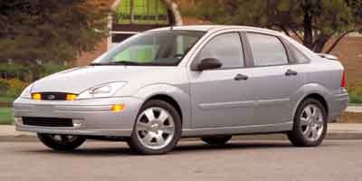 2002 Ford Focus SE Front Wheel Drive Tires - Front All-Season Tires - Rear All-Season Temporary