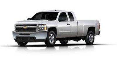 "2012 Chevrolet Silverado 2500HD LT 4WD Ext Cab 158.2"" LT Gas V8 6.0L/366 [38]"