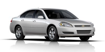 2013 Chevrolet Impala LS 4dr Sdn LS Fleet Gas/Ethanol V6 3.6L/217 [2]