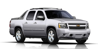 2012 Chevrolet Avalanche LTZ 4WD Crew Cab LTZ Gas/Ethanol V8 5.3L/325 [1]