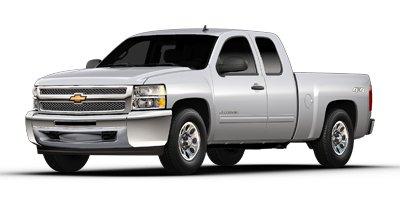 "2013 Chevrolet Silverado 1500 LT 4WD Ext Cab 143.5"" LT Gas/Ethanol V8 5.3L/323 [1]"