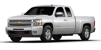 2013 Chevrolet Silverado 1500 LTZ 4WD Ext Cab 143.5″ LTZ Gas/Ethanol V8 5.3L/323 [11]
