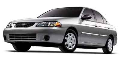 Used 2002 Nissan Sentra in Greenwood, IN