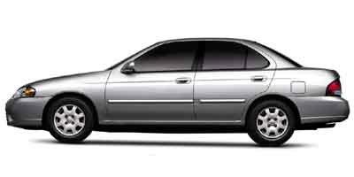2002 Nissan Sentra XE