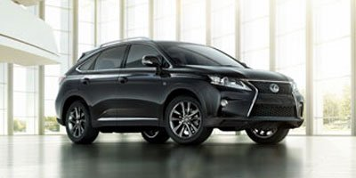2013 Lexus RX 350  19 X 75 TRIPLE SPLIT 5-SPOKE ALLOY WHEELS  -inc P23555VR19 all-season tires
