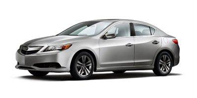 2013 Acura ILX 2.0L 4dr Sdn 2.0L Gas I4 2.0L/122 [5]