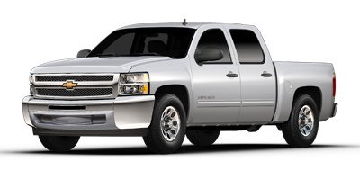 2013 Chevrolet Silverado 1500 LS Rear Wheel Drive Power Steering ABS Front DiscRear Drum Brakes
