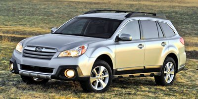 2013 Subaru Outback 36R Limited All Wheel Drive Power Steering 4-Wheel Disc Brakes Aluminum Whe