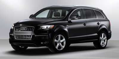 2013 Audi Q7 30T S line Prestige Supercharged All Wheel Drive Power Steering 4-Wheel Disc Brake