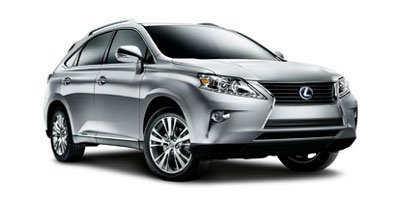 2013 Lexus RX 450h Navigation Keyless Start All Wheel Drive Power Steering 4-Wheel Disc Brakes