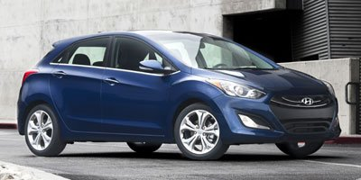 2013 Hyundai Elantra GT Base A6 4dr Hatchback Front Wheel Drive Power Steering ABS 4-Wheel Dis