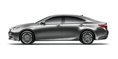 2013 Lexus ES 350 4dr Sdn Keyless Start Front Wheel Drive Power Steering 4-Wheel Disc Brakes Al