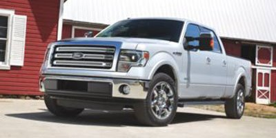 2013 Ford F-150 Lariat  Turbocharged Gas V6 3.5L/214 [14]