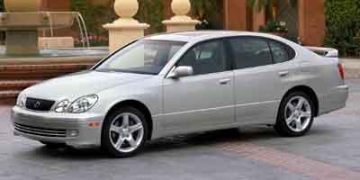 2003 Lexus GS 430 430 Traction Control Rear Wheel Drive Traction Control Tir