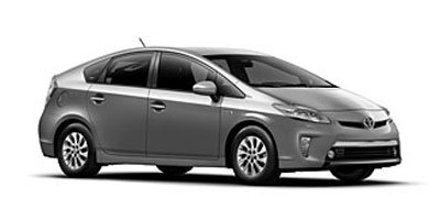 2012 Toyota Prius Plug-In Advanced Keyless Start Front Wheel Drive Power Steering 4-Wheel Disc B