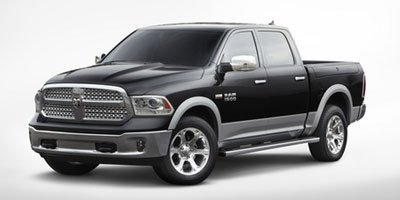 2013 Ram 1500 Laramie Four Wheel Drive Power Steering ABS 4-Wheel Disc Brakes Chrome Wheels Ti
