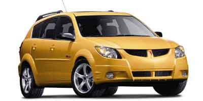 2003 Pontiac Vibe GT Front Wheel Drive Tires - Front Performance Tires - Rear Performance Tempor