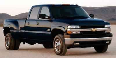 2002 Chevrolet Silverado 3500 LS