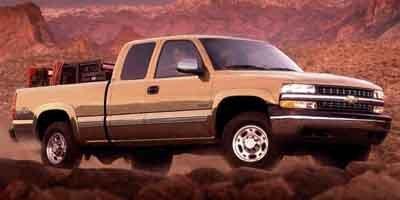 2002 Chevrolet Silverado 2500 LS