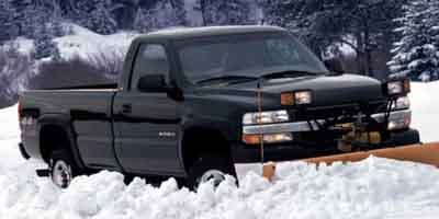2002 Chevrolet Silverado 2500HD  Rear Wheel Drive Tires - Front All-Season Tires - Rear All-Seaso
