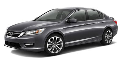 2013 Honda Accord Sdn Sport Engine Immobilizer Front Wheel Drive Power Steering 4-Wheel Disc Bra