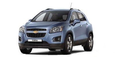 2013 Chevrolet Trax 2LT  Turbocharged Gas 4-Cyl 1.4L/ [1]