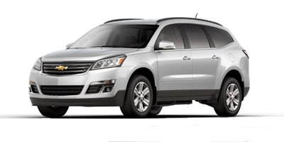 2013 Chevrolet Traverse LT All Wheel Drive Power Steering ABS 4-Wheel Disc Brakes Aluminum Whee
