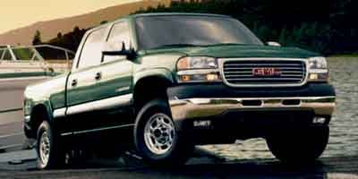 2002 GMC Sierra 2500HD K2500HD  Turbo-Charged Diesel V8 6.6L/402 [11]