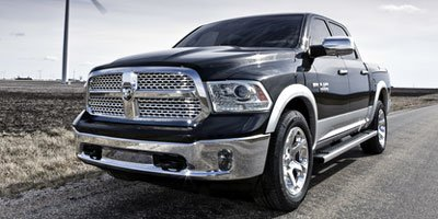 2013 Ram 1500  Rear Wheel Drive Power Steering ABS 4-Wheel Disc Brakes Tires - Front All-Season
